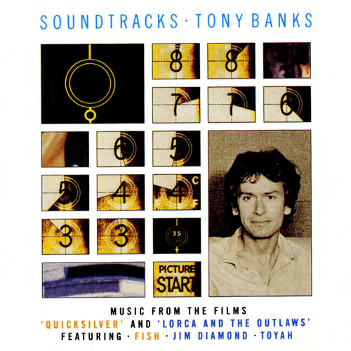 Tony Banks > Soundtracks