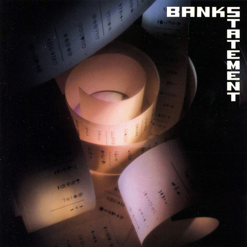 Tony Banks > Bankstatement