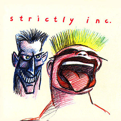 Tony Banks > Strictly Inc.