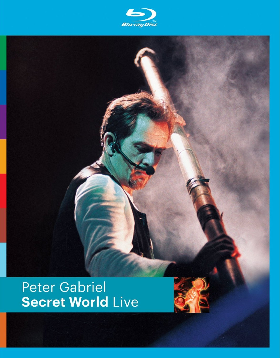 Peter Gabriel > Secret World Live