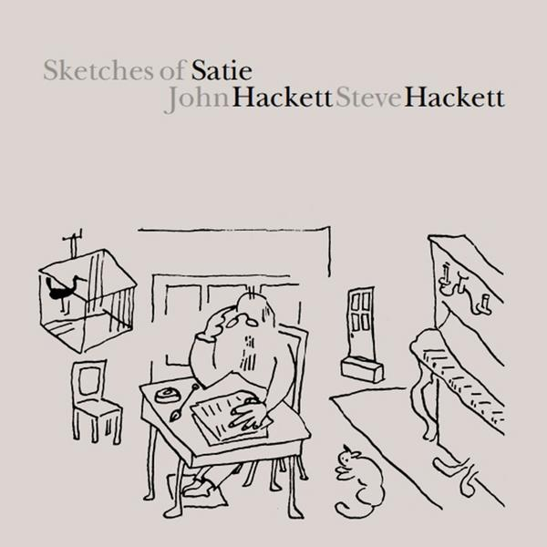 Steve Hackett > Sketches Of Satie
